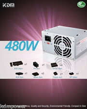 480W Bestec ATX-250-12Z D3R  ATX-300-12E Rev D1R Replace Power Supply 50N.4