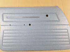 HZ SANDMAN UTE OR PANELVAN DOOR TRIMS 23c LIGHT BLUE WITH EXCHANGE TOPS