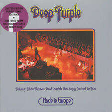 Deep Purple - Made In Europe Purple Vinyl Edition (2018 - DE - Reissue)