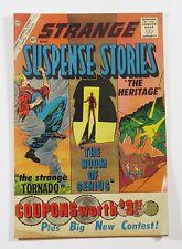 Strange Suspense Stories #52 (Charlton comic 1961) SB VG+