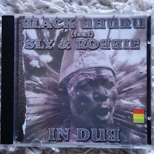 CD | BLACK UHURU | In Dub | 2000 | Neuwertig | TOP
