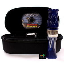 NEW ZINK CALLS MONEY MAKER BLUEBERRY SWIRL ACRYLIC COMPETETION CANADA GOOSE CALL