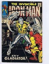 Iron Man #7 Marvel 1968
