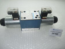 4/3 way valve Sn. 83.733, Arburg No. 5-4We 10 X38-32/Cg24N9K4, Arburg spares