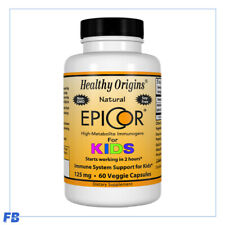 Healthy Origins - EpiCor (Immune Protection) for Kids, 125mg 60VCaps