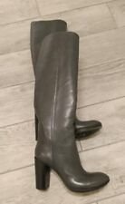 Costume National Stunning Genuine Leather Boots/size 36/UK size 3