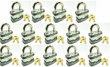 Master Lock  Keyed Alike 3KA Lot 14