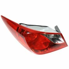 Outer Rear Taillight Taillamp Driver Side Left LH Fits 11-13 Hyundai Sonata NEW