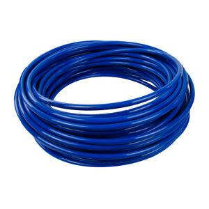 """Flexible Nylon Tube. Air Line NTI14/170B. 1/4"""" O/D x 0.170"""" I/D  x 30mtrs Blue."""