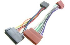 Ford Radio Cable Iso Adaptador Radio Fiesta Ka Focus §