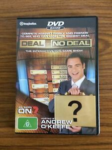 DEAL or NO DEAL , Interactive DVD GAME.