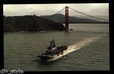 USS Bonhomme Richard LHD-6 postcard US Navy amphibious assault ship (card4)