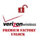VERIZON PREMIUM FACTORY UNLOCK SERVICE All iPhone iPad Model