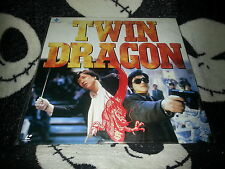 Twin Dragon Laserdisc LD Jackie Chan Japanese Free Ship $30 Orders