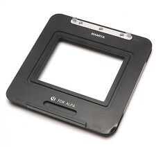 Mamiya 645 Phase one to Alpa Digital Back Adapter  New Arrival