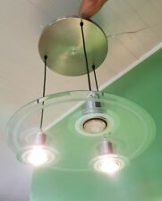 Quality ARTCRAFT of Montreal 1999 Space Dining Table Ceiling 3 Light Fixture