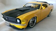 JADA TOYS 1970 FORD MUSTANG BOSS 429 BIG TIME MUSCLE