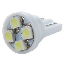 20x 4 SMD LED Xenon White T10 501 W5w Car Side Wedge Interior Light Lamp Bulb Ye