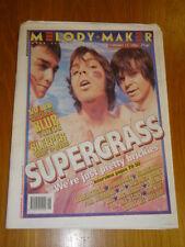MELODY MAKER 1995 FEB 11 SUPERGRASS SLEEPER