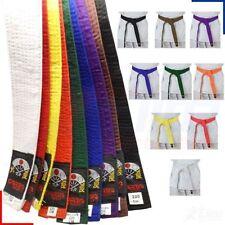Ceinture pour arts martiaux et sports de combat Taekwondo