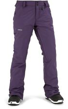 VOLCOM Women's KNOX INS Gore-Tex Snow Pants - PUR - Large - NWT