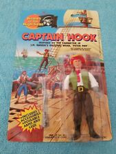 Vintage 1990 Imperial * Pirates of the High Seas * Captain Hook * MINT ON CARD *