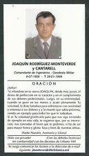 Estampa del Joaquin Rodriguez andachtsbild santino holy card santini