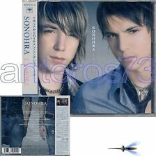 "SONOHRA ""L'AMORE"" RARO CD STAMPA GIAPPONESE + ENGLISH VERSION"