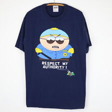 Vintage 1998 South Park Cartman Respect My Authority Shirt