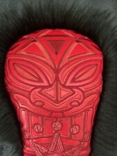 Scotty Cameron Scary Tiki Driver Cover