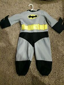 2t Batman Costume for toddlers