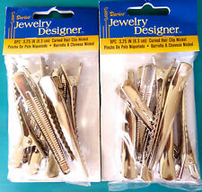 DIY Large hair clip Darice Jewelry Designer x 2 packages