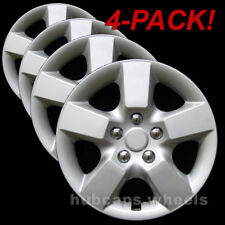 Fits Nissan Rogue 2008-2015 Hubcaps - Premium Replacement 443-16s (Set of 4)