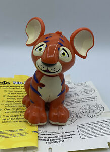 Neopets Orange And Purple Kougra Electronic Toy With Instructions Tested Works
