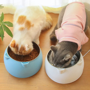 Kitty Pet® Healthy 15° Tilted Pet Feeding Bowl