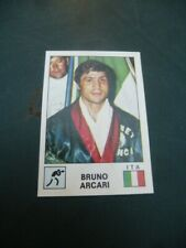 PANINI Sport Vedettes 1974 #62 BOXING Bruno Arcari (ITA)