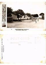 CPA PC Suriname Surinaamse Bauxiet Mij - Arbeiderswoningen op Moengo (a2626)
