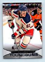 2011-12 Upper Deck Young Guns Carl Hagelin RC #484