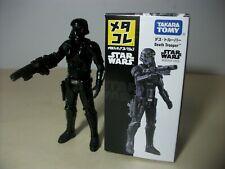 Star Wars Death Trooper die-cast Premium figure Collection Japan  Takara Tomy
