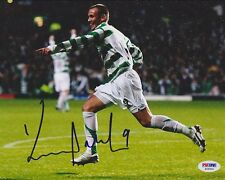 Kenny Miller Signed 8x10 Photo Scotland *Very Rare* Psa/Dna Autographed