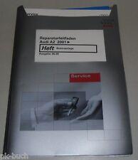 Werkstatthandbuch Audi A2 Bremsen Bremsanlage ab 2001