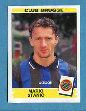 FOOTBALL 96 BELGIO Panini -Figurina-Sticker n. 120 -M. STANIC-CLUB BRUGGE-New