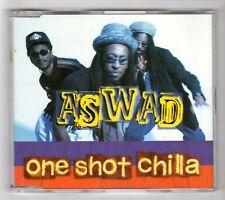 (HA957) Aswad, One Shot Chilla - 1997 CD