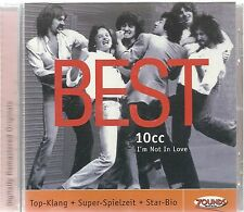 10cc I'm Not In Love (Best of) Zounds CD