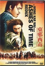 Ashes of Time Redux (DVD, 2009) - New! DVD movie