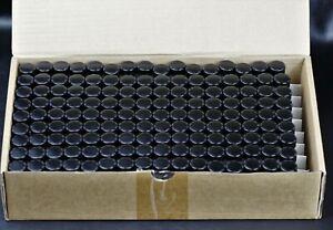 144/PK Fisherbrand Glass Vials 4 Dram w/ Screw Caps, 21 x 70mm, 03-338F