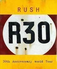 Rush - R30: 30th Anniversary Tour (Blu-ray Disc, 2013)