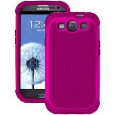 Ballistic Samsung Galaxy S III Drop Protection Shell Gel SG Pink Purple