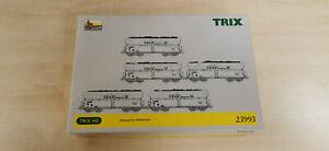 Trix H0 23993 Wagenset Kohletransport NEU T3650