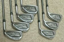 Mizuno JPX 850 Forged Iron Set 4 thru PW Steelfiber 90 Regular Graphite RH Golf